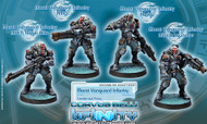 Infinity: Combined Army - Morat Vanguard Infantry