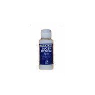 Vallejo Paints: Auxiliaries - Gloss Medium (60ml)