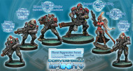 Infinity: Combined Army - Morat Aggression Forces (Combined Army Sectorial Starter Pack)