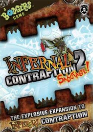 Privateer Press: Board Game - Infernal Contraption 2: Sabotage!