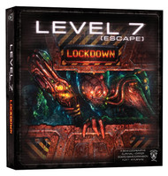 Privateer Press: Board Game - LEVEL 7 [ESCAPE]: Lockdown