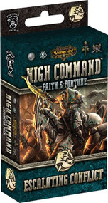 Privateer Press: High Command - Faith & Fortune -  Escalating Conflict Expansion