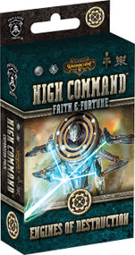 Privateer Press: High Command - Faith & Fortune - Engines of Destruction Expansion