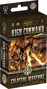 Privateer Press: High Command - Warmachine - Colossal Warfare Expansion