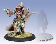 Hordes: Trollbloods - Braylen Wanderheart - Trollkin Outlaw