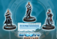 Infinity: Mercenaries - O-12 High Commisioner - HVT/Civil