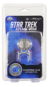 Star Trek Attack Wing: Federation - Enterprise NX-01 Expansion Pack