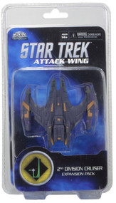 Star Trek Attack Wing: Dominion - 2nd Division Cruiser Expansion Pack