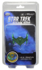 Star Trek Attack Wing: Romulan - I.R.W. Praetus Expansion Pack