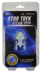 Star Trek Attack Wing: Federation - U.S.S. Equinox Expansion Pack