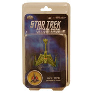 Star Trek Attack Wing: Klingon - I.K.S. T'ong Expansion Pack