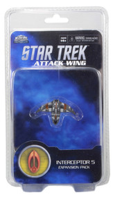 Star Trek Attack Wing: Other Races - Bajoran Interceptor Five Expansion Pack