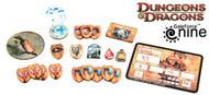 Dungeons & Dragons: 4th Edition Barbarian Token Set