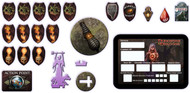 Dungeons & Dragons: 4th Edition Binder Token Set