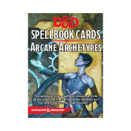 Dungeons & Dragons: 5th Edition Arcane Archetypes Deck (18 cards)