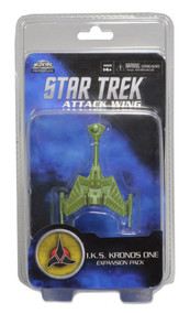 Star Trek Attack Wing: Klingon - I.K.S. Kronos One Expansion Pack