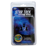 Star Trek Attack Wing: Romulan - Scorpion 4 Expansion Pack
