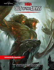 Dungeons & Dragons: 5th Edition: Rage of Demons - Out of the Abyss
