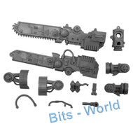 WARHAMMER 40K BITS - IMPERIAL KNIGHT TITAN - REAPER CHAINSWORD