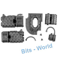 WARHAMMER 40K BITS - IMPERIAL KNIGHT TITAN - THERMAL UPG(REQUIRES BATTLE CANNON)