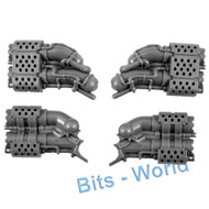 WARHAMMER 40K BITS - IMPERIAL KNIGHT TITAN - EXHAUST PIPES