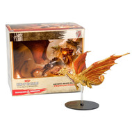 Dungeons & Dragons: Icons of the Realms: Ancient Brass Dragon Premium Figure
