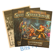 WARHAMMER BITS: WARHAMMER QUEST SILVER TOWER - RULES, ADVENTURES, AND ASSEMBLY