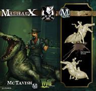 Malifaux: Gremlins - McTavish