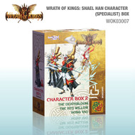 Wrath of Kings: House Shael Han - Character Box 2