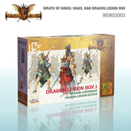 Wrath of Kings: House Shael Han - Dragon Legion Box 1