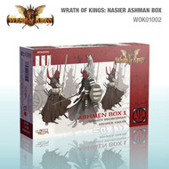 Wrath of Kings: House Nasier - Ashmen Box 1