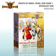 Wrath of Kings: House Shael Han -  Specialist Box 1