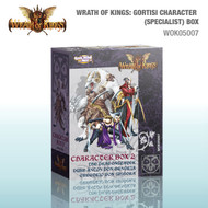 Wrath of Kings: House Goritsi - Character Box 2