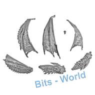 WARHAMMER BITS: ORCS & GOBLINS ORRUK MAW-KRUSHA - WINGS