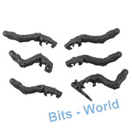 WARHAMMER 40K BITS: TYRANID HIVE GUARD - RENDING CLAWS / ARMS 3x