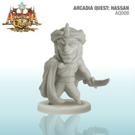 Cool Mini or Not: Arcadia Quest: Hassan