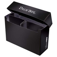 Ultra PRO: 3 Compartment Oversized Deck Box - Black