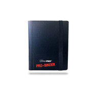 Ultra PRO: 2-Pocket PRO-Binder - Black