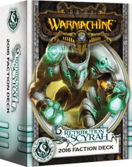 Warmachine: Retribution of Scyrah - 2016 Faction Deck