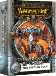 Warmachine: Convergence of Cyriss - 2016 Faction Deck