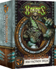 Hordes: Trollbloods - 2016 Faction Deck