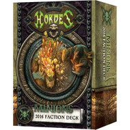 Hordes: Minions - 2016 Faction Deck