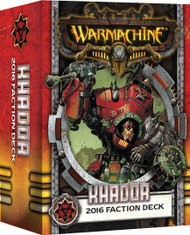 Warmachine: Khador - 2016 Faction Deck