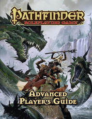 Pathfinder: Advanced Player's Guide (Hardcover)