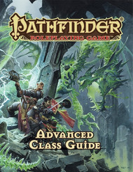Pathfinder: Advanced Class Guide (Hardcover)