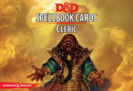 Dungeons & Dragons: 5th Edition Cleric Spell Deck (106 cards)
