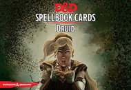 Dungeons & Dragons: 5th Edition Druid Spell Deck (110 cards)