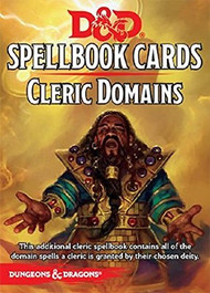 Dungeons & Dragons: 5th Edition Cleric Domains Deck (43 cards)