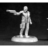 Reaper Miniatures: Chronoscope: Rex, Dark Future Hero