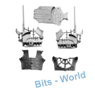 WARHAMMER BITS - WARRIORS OF CHAOS CHARIOT - CHASSIS